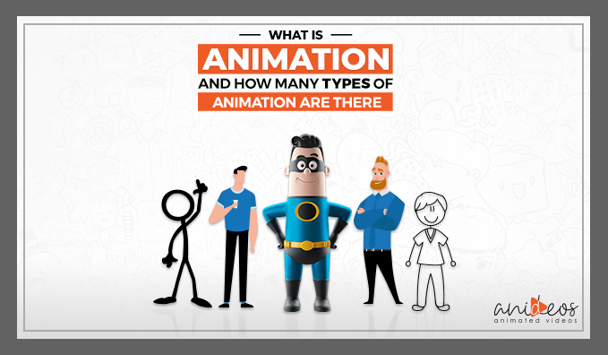 what is animation and types of animation styles