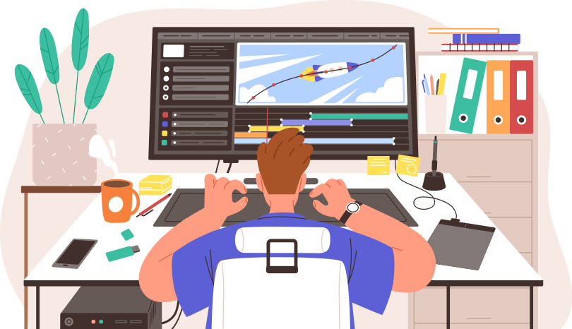 Animated Explainer Video Company - Anideos
